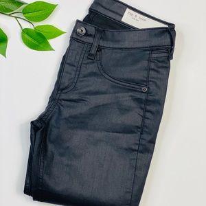 🔥 Rag and Bones Black Jeans size 26 women